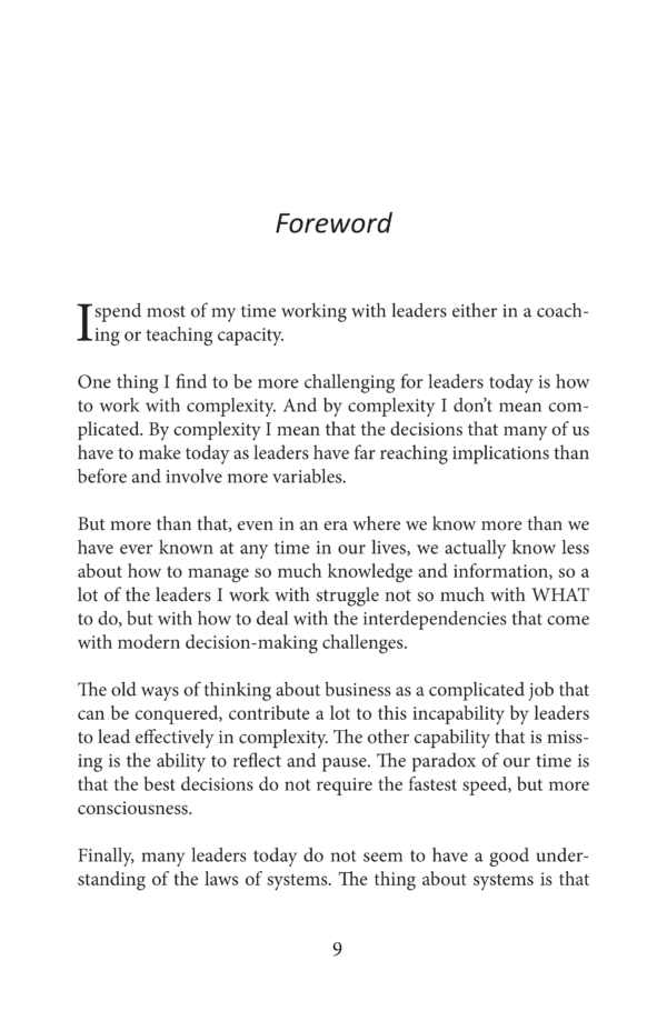 Fit For Purpose - Foreword